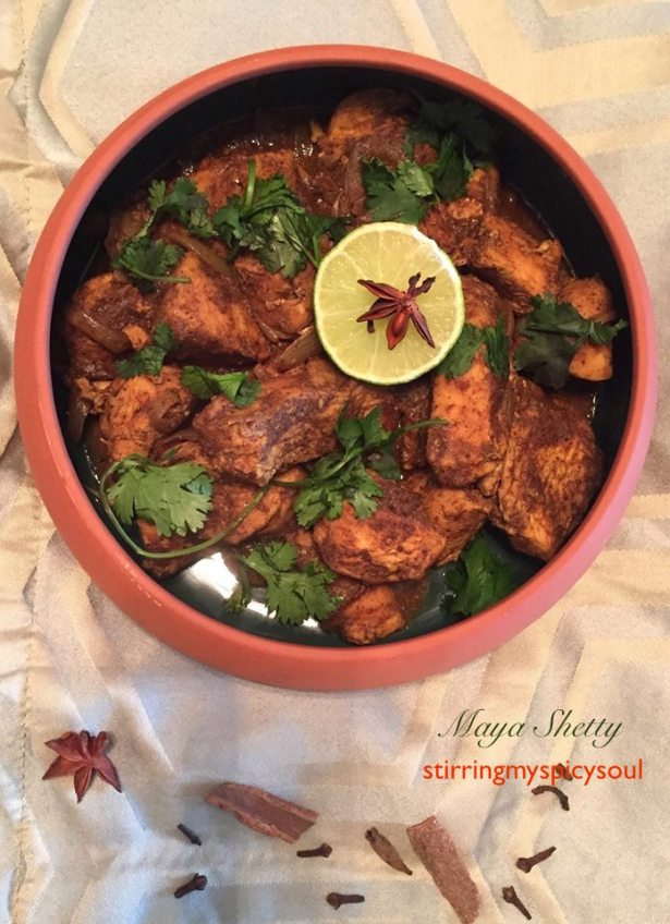Chettinad Chicken Roast